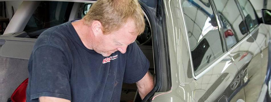 collision repair post falls id